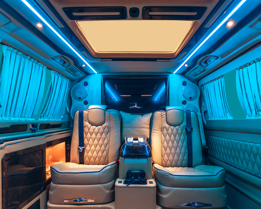 Luxury Car Chauffeur Service